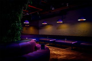 Take a Look Inside the New SNS Bar in New York