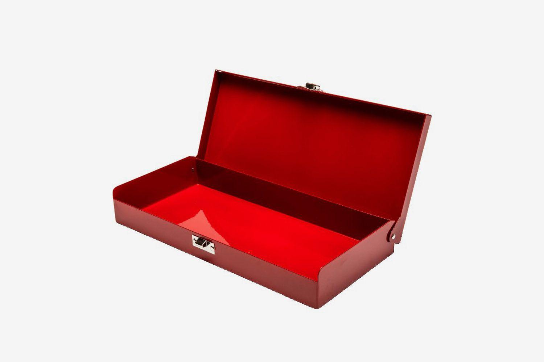 Large Metal Lock Box