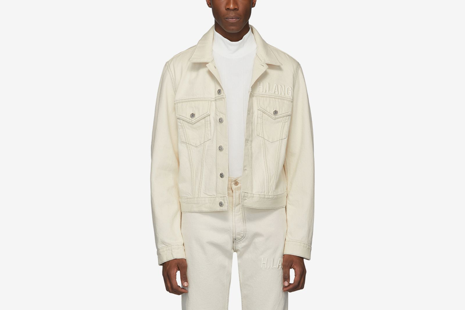 best trucker jackets main Levi's Stolen Girlfriends Club helmut lang
