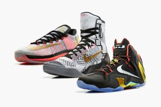 """release date: 480ac 29d1a Nike Basketball 2014 Elite Series """"Gold"""" Collection"""