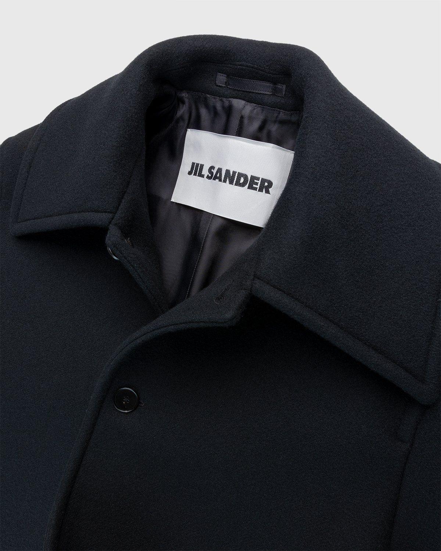 Jil Sander – Coat Black - Image 3
