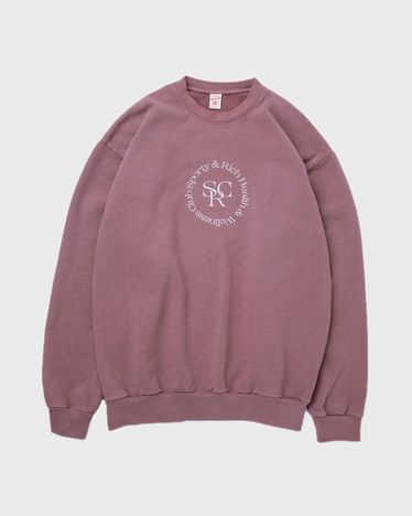 Wellness Crewneck Mauve