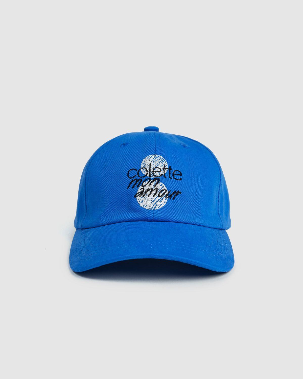 Colette Mon Amour - Dots Baseball Cap Blue - Image 4