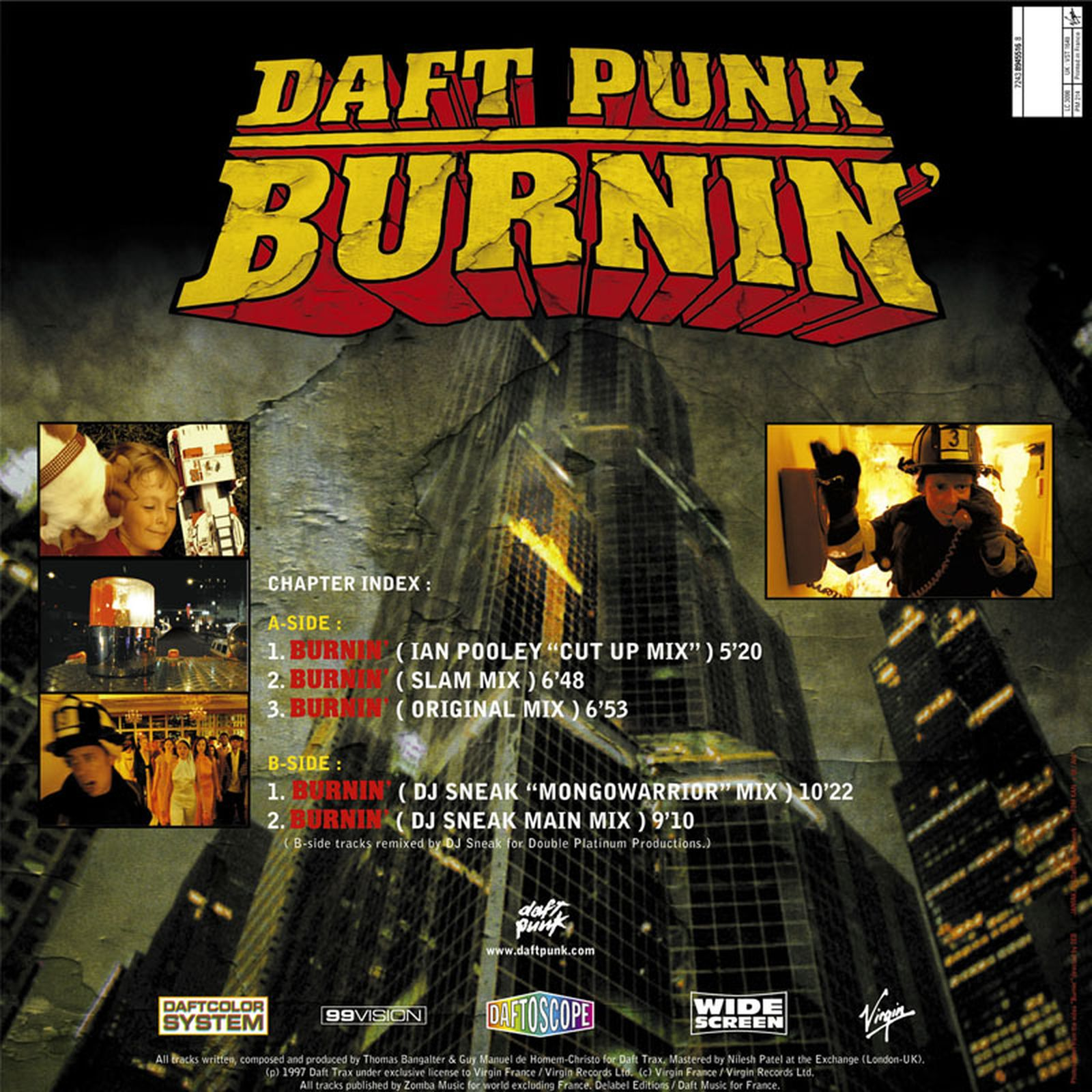 DAFT BURNIN COVER 01 Back