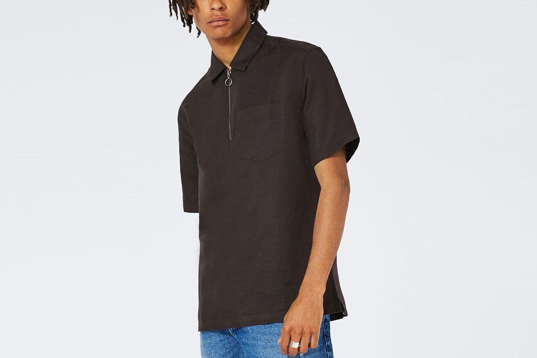 Short Sleeve Casual Shirt