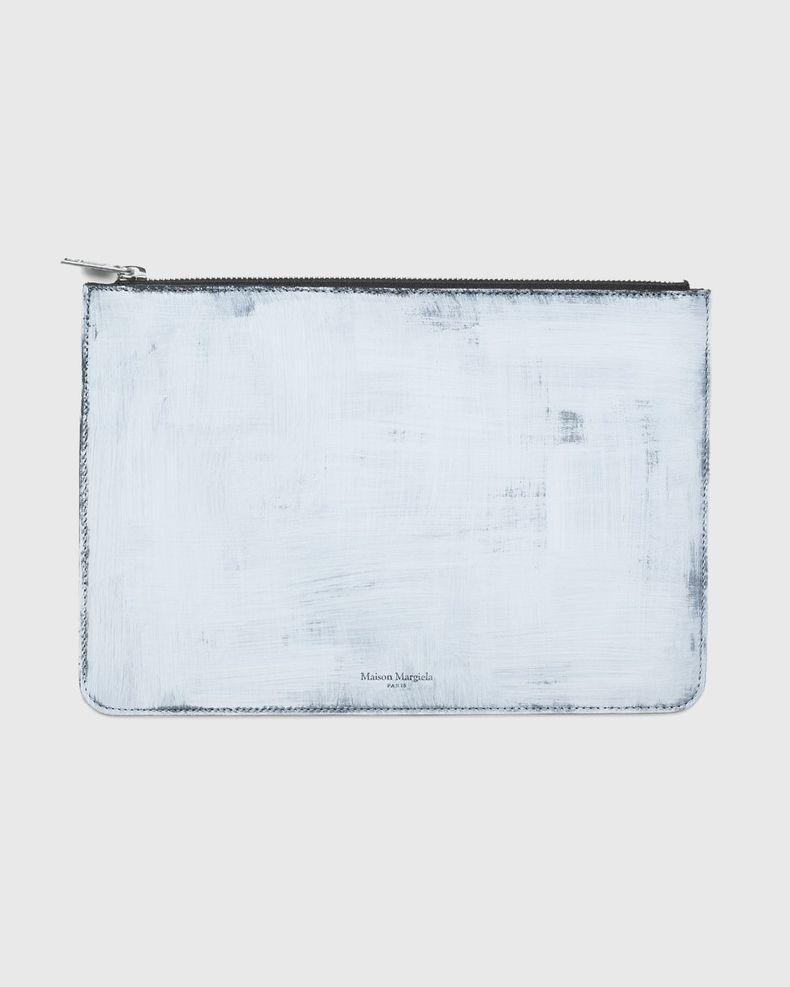 Maison Margiela – Pouch Bianchetto White
