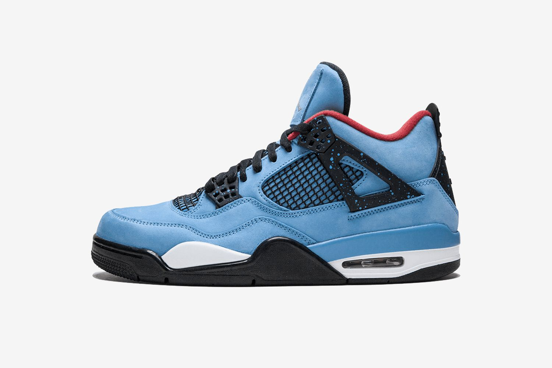 """Air Jordan 4 """"Cactus Jack"""""""