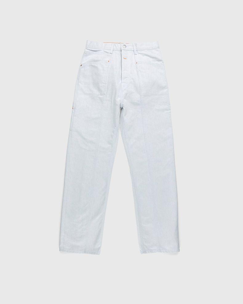 Heron Preston for Calvin Klein - Womens Carpenter Jeans Tofu