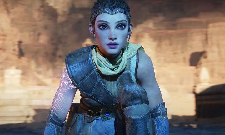 Epic Games Unreal Engine 5 demo