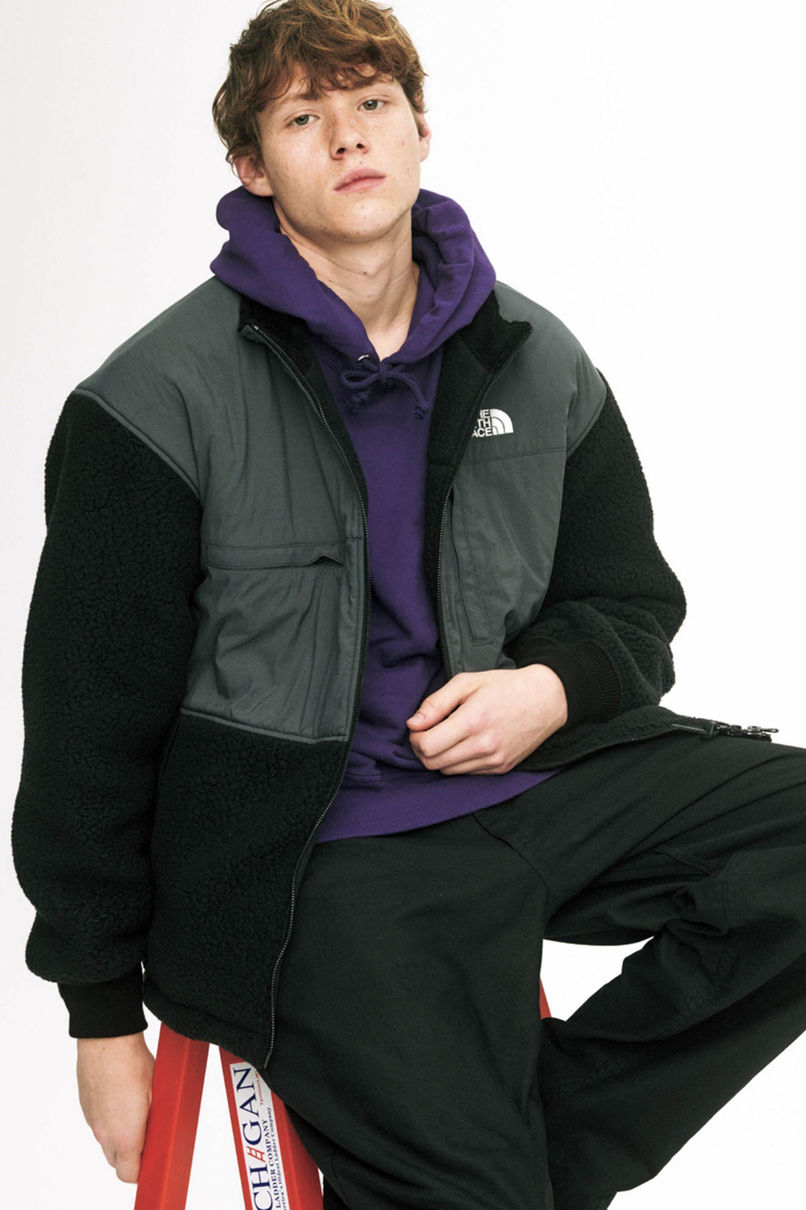 North Face Purple Label