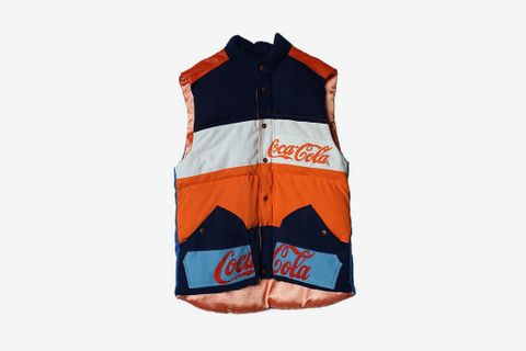 Coca-Cola Bubble Vest