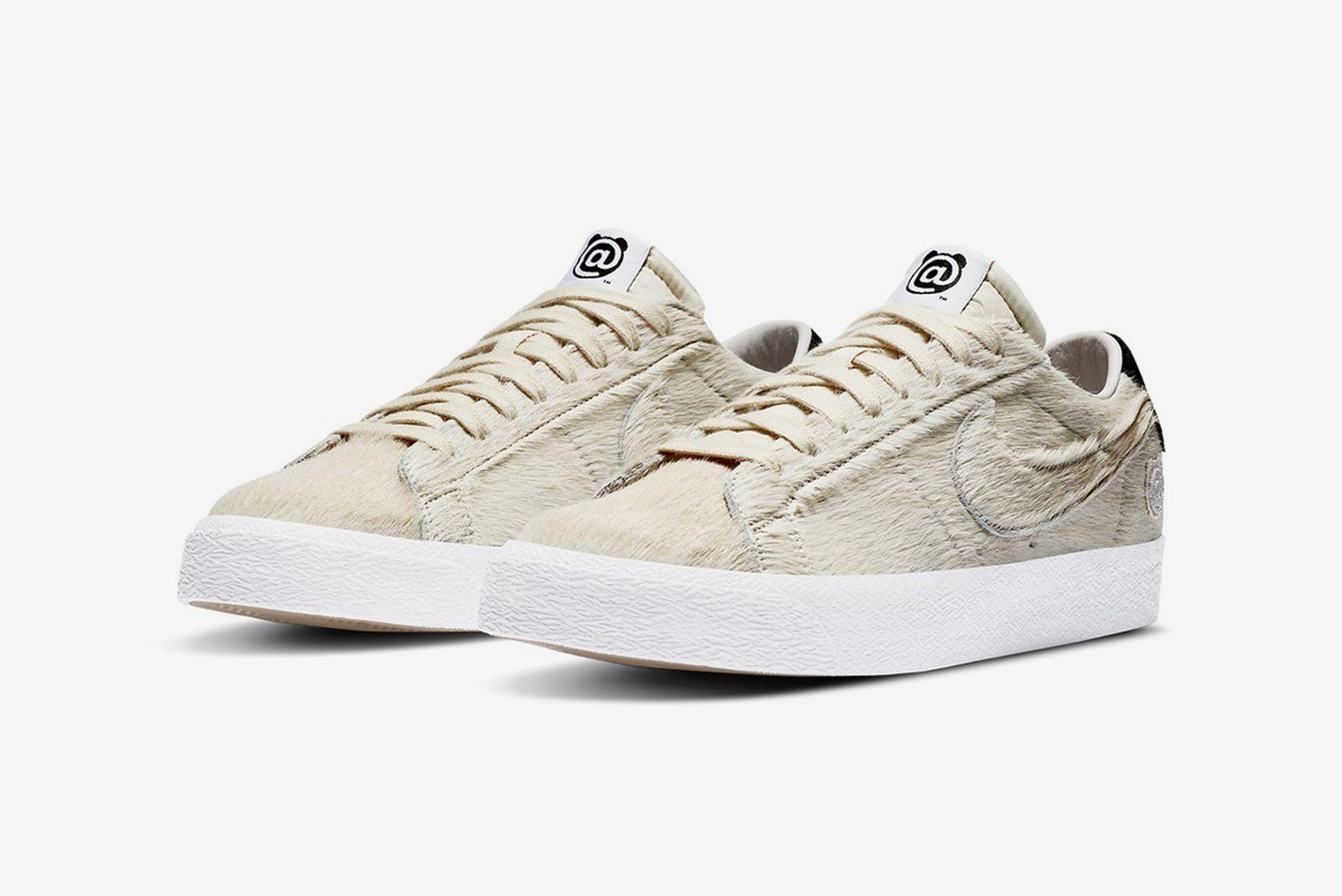 Medicom Toy x Nike SB Blazer Low: Official Images & Release Info