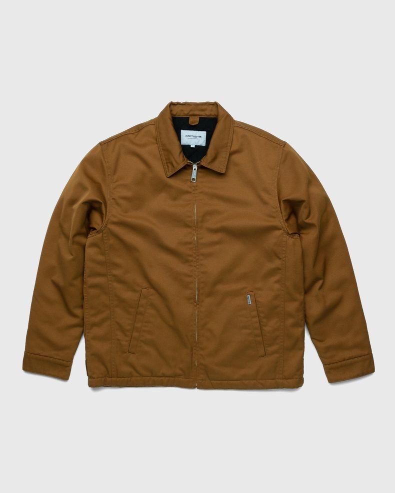 Carhartt WIP – Modular Jacket Tawny Rinsed