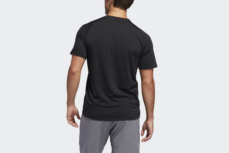 FreeLift Sport Prime Lite Tee Black
