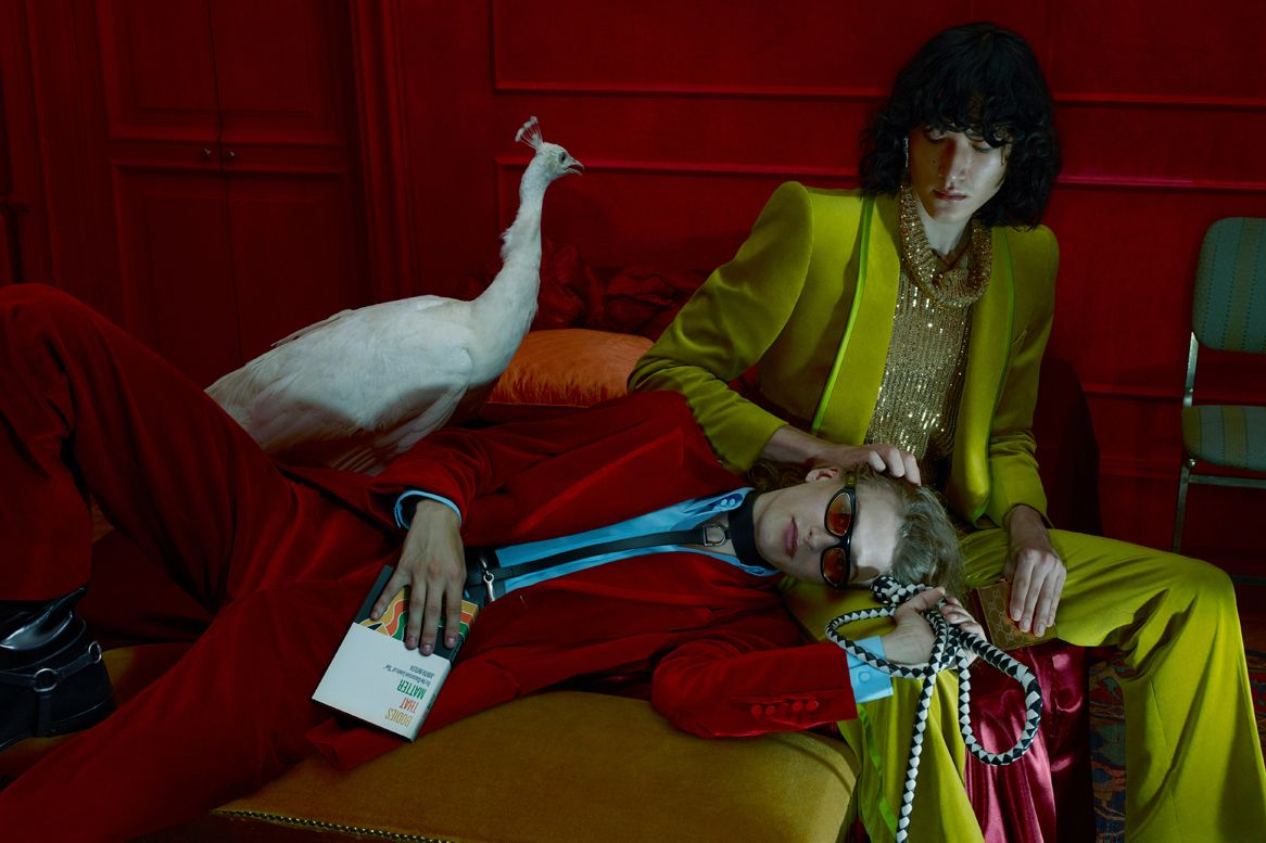 Freud Would Have a Field Day With Gucci's New Campaign
