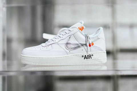 "buy popular b268a 143b8 OFF-WHITE x Nike Air Force 1 ""AF100"" (ComplexCon exclusive)"