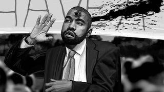 Kanye West's Assassination Depicted in DJ Muggs & MF Doom's Video