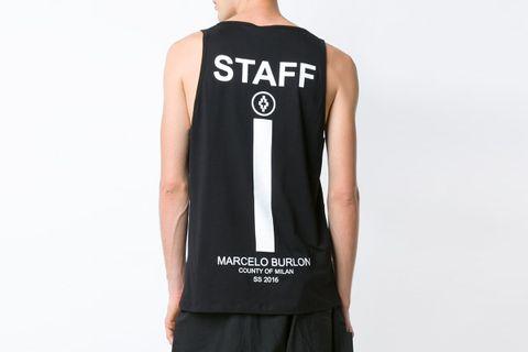 Staff Tank Top