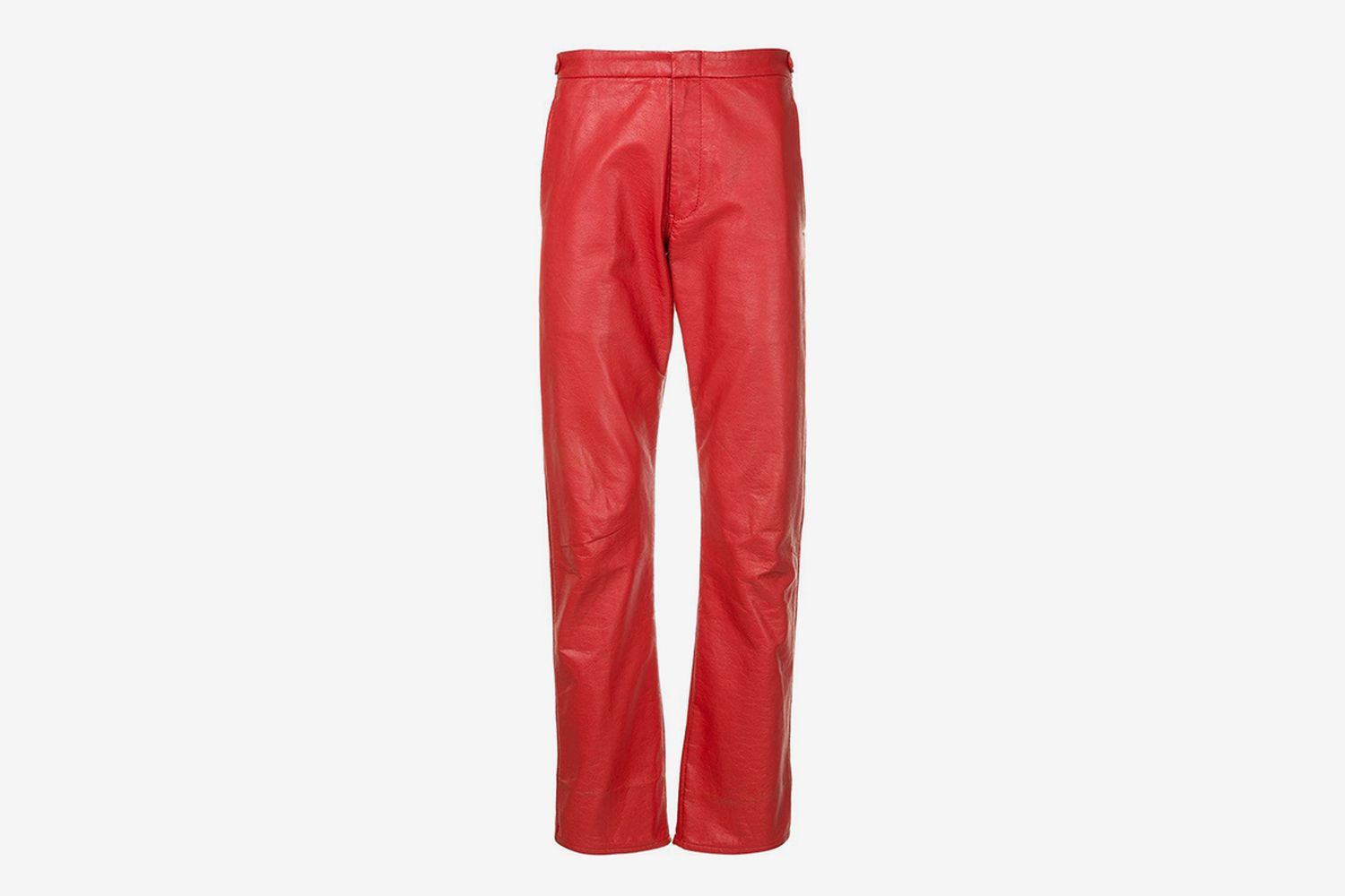 Vinyl Slim trousers