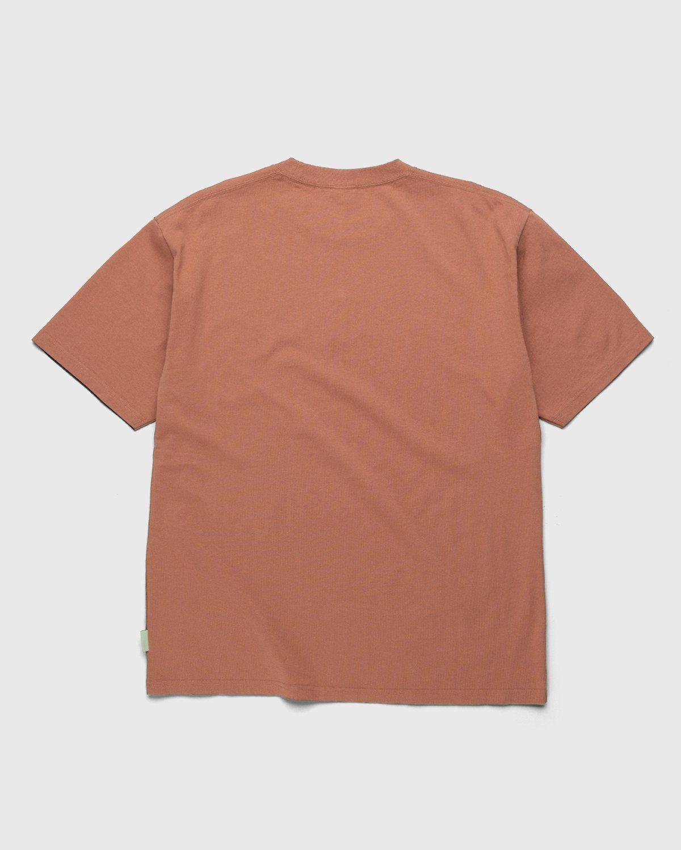 Highsnobiety – Logo T-Shirt Mauve - Image 2