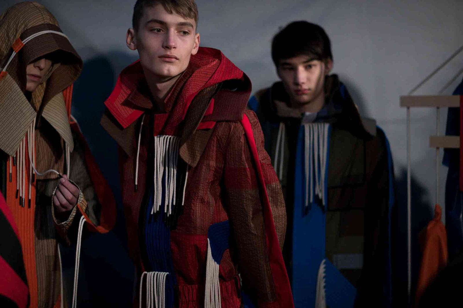 london fashion week mens fw18 craig Cottweiler a cold wall brexit