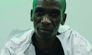 The Future of Running According to World's Best Athlete Eliud Kipchoge