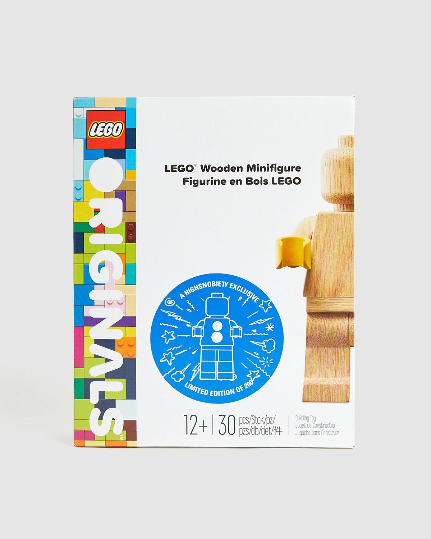Colette Mon Amour x LEGO - Wooden Minifigure - Image 3