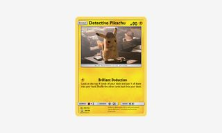 Pokémon Releases New 'Detective Pikachu' Playing Cards
