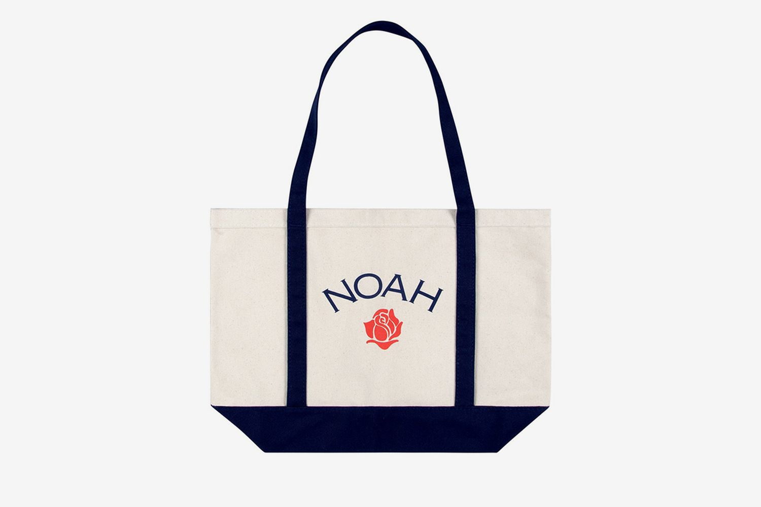 Rose Logo Tote Bag