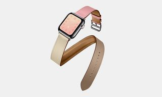 Hermès Launches Luxe $489 Pastel Apple Watch Bands