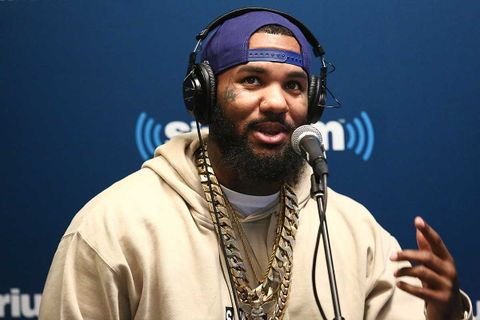The Game radio interview on SiriusXM
