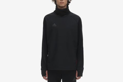 Long Sleeve Tech Warm-Up Top