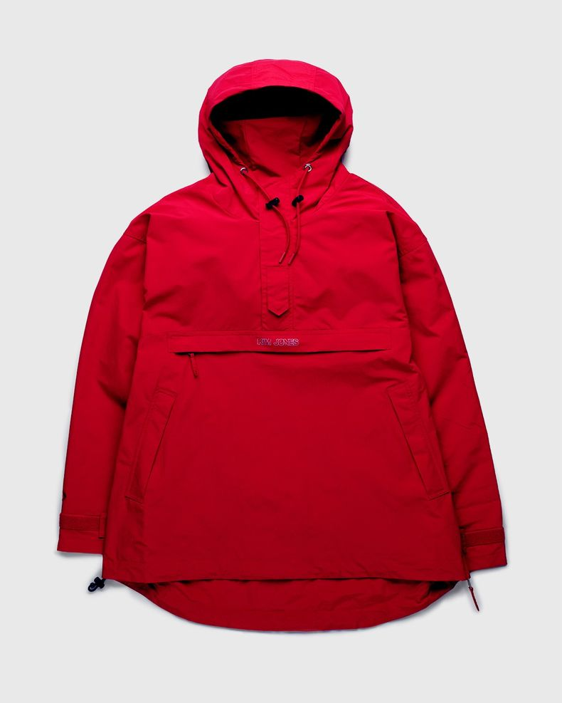 Converse x Kim Jones — Parka Enamel Red