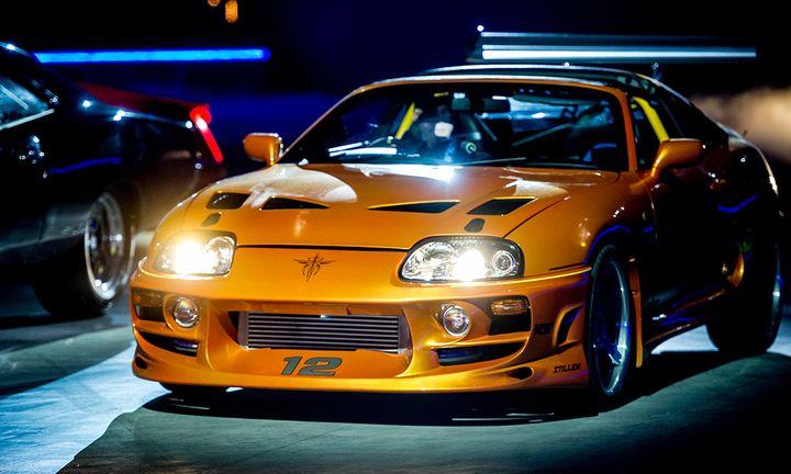 Toyota Supra Fast and Furious