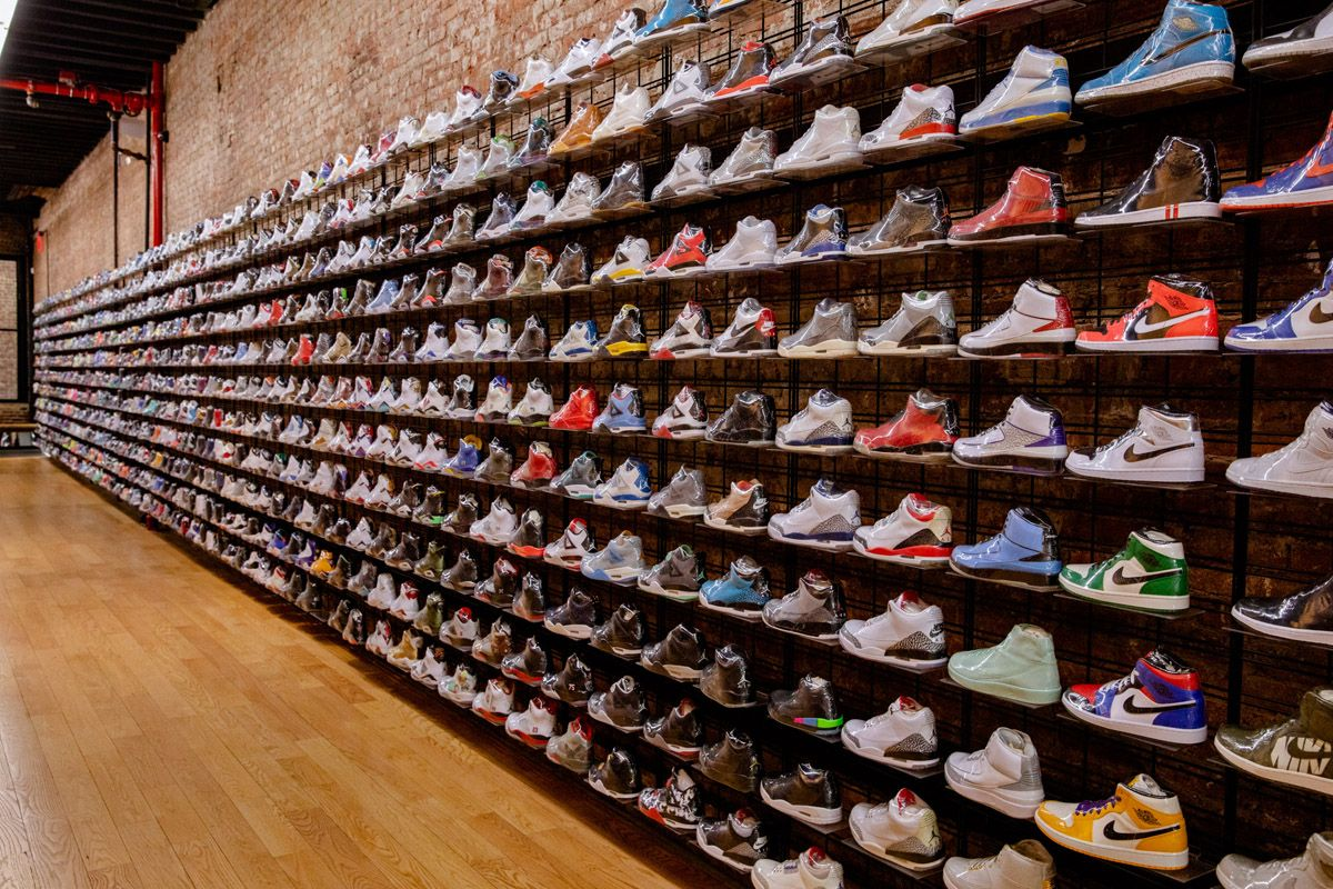 243bb8e9cc The 10 Best Sneaker Stores in New York City