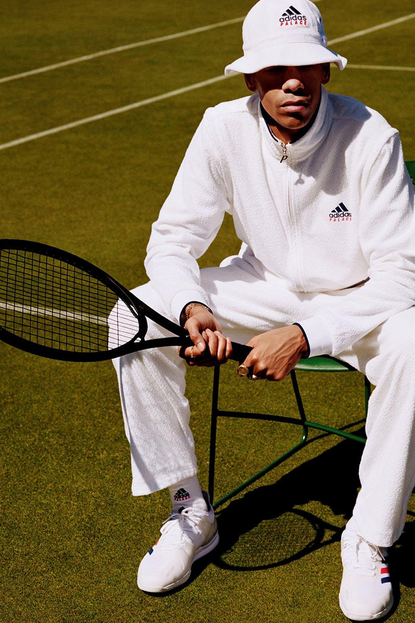 adidas originals palace tennis05 Wimbledon adidas Originals x Palace adidas tennis x palace