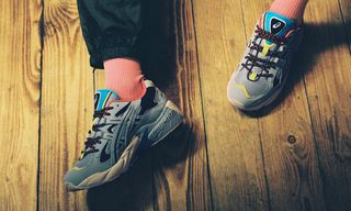 ASICS Channels Trail Vibes for Its Latest GEL-KAYANO 5 Drop