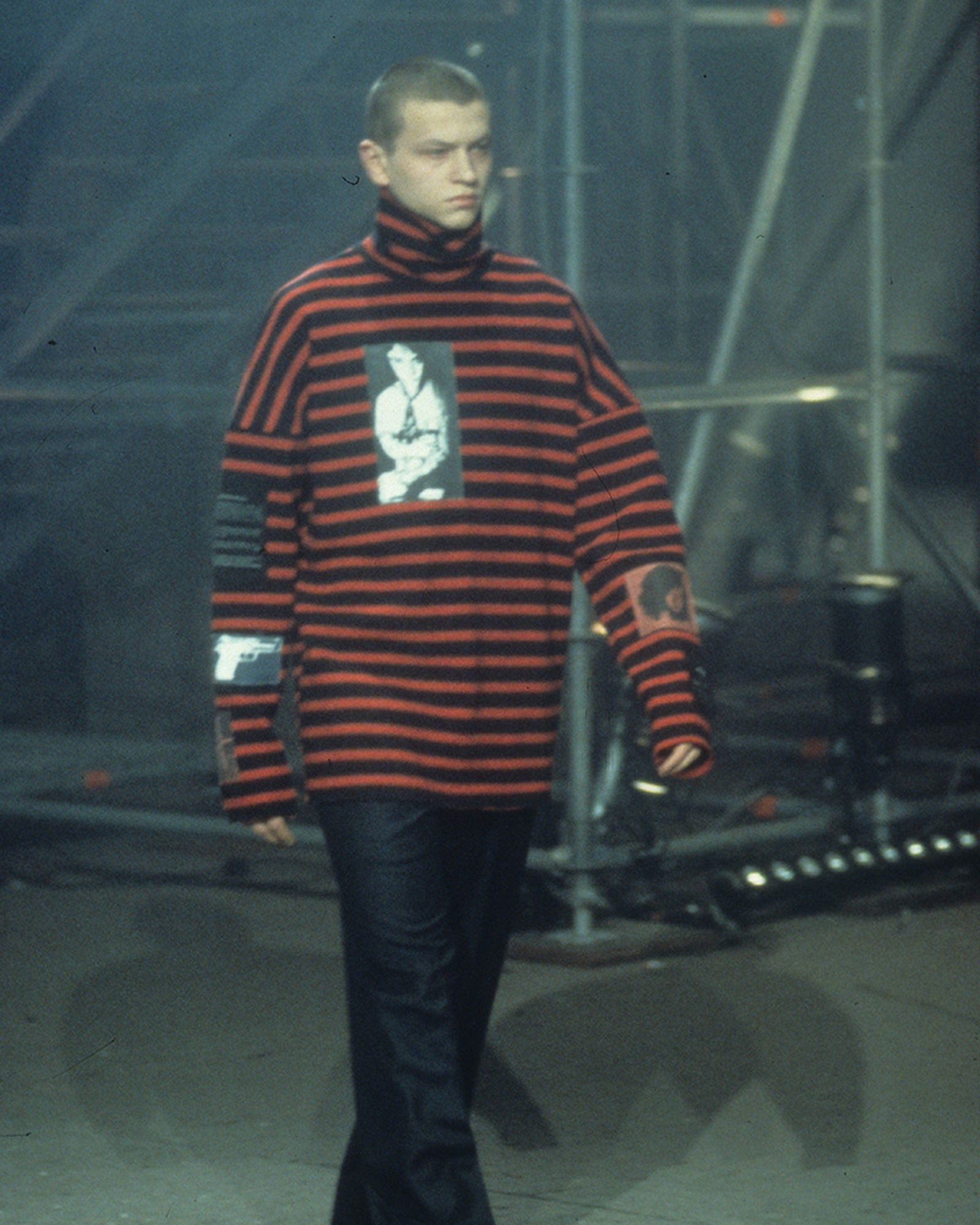 Raf Simons Fall / Winter 2001