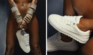 Mason Garments & 'Playboy' Debut NSFW Summer Sneaker Campaign