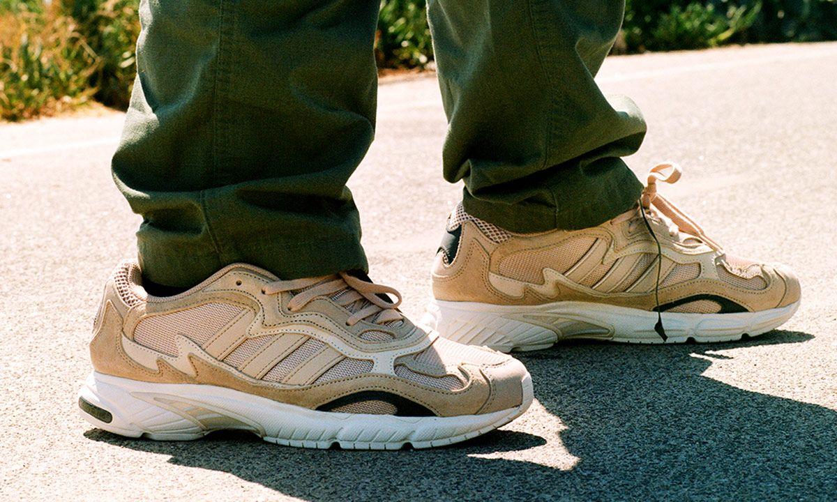 periodista Ciudadano cortar  Sneakersnstuff x adidas Originals Temper Run: Release Info