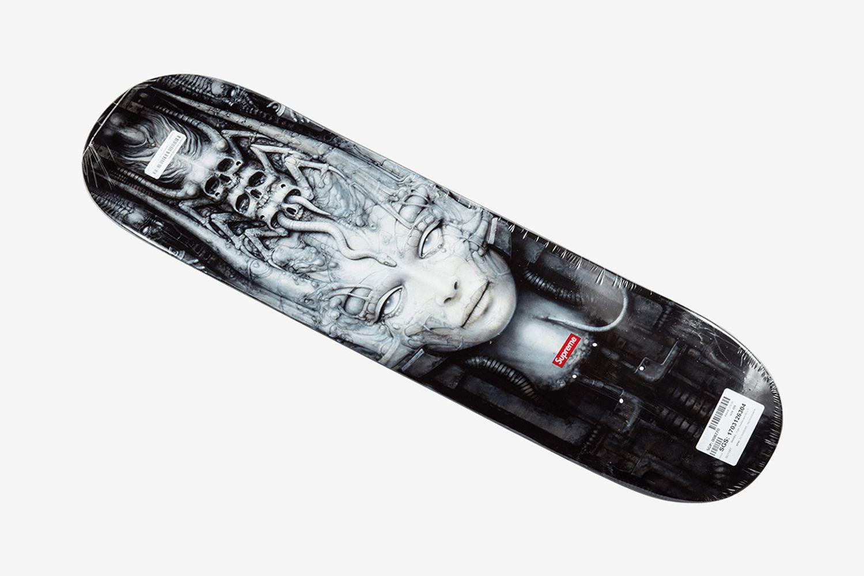 "Giger Skateboard ""Li 2"""
