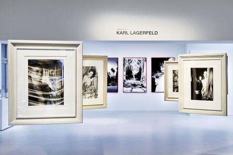 karl lagerfeld exhibition