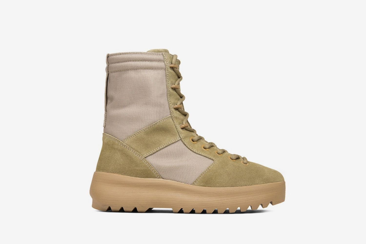 Military Boot Rock