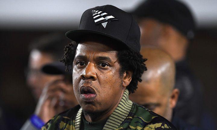 JAY-Z Roc Nation hat