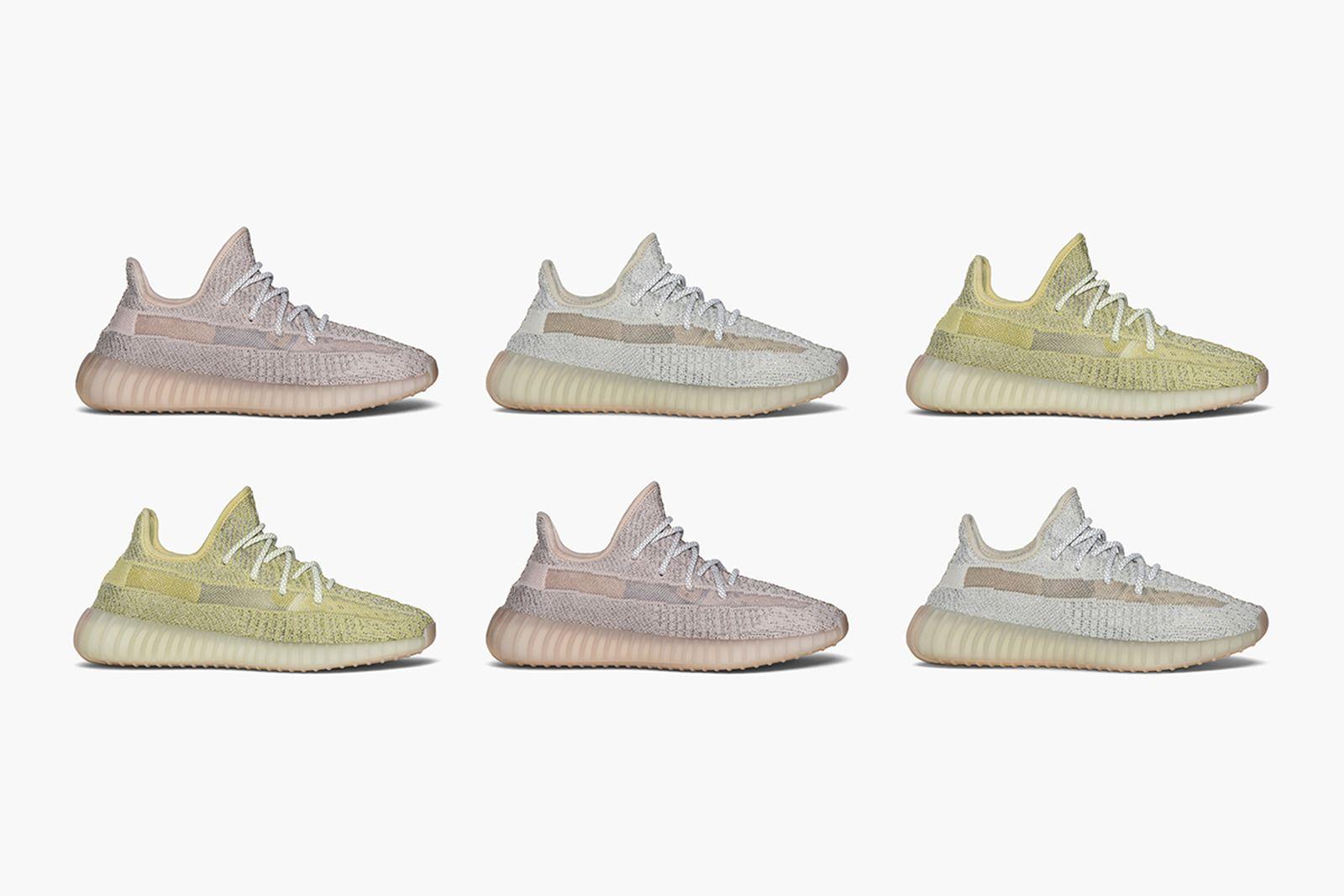 adidas yeezy releases