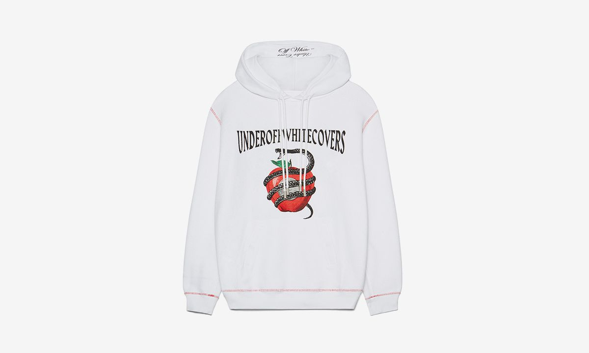 """Off-White™ & UNDERCOVER Become """"UNDEROFFWHITECOVERS"""" in New Collab"""