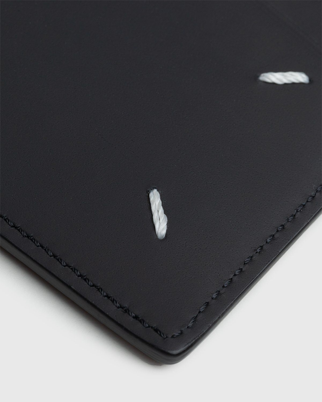 Maison Margiela – Leather Card Holder Brown - Image 6