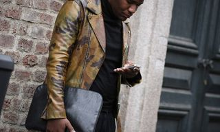 Milan Fashion Week Fall/Winter 2014 Street Style Report – Part 4