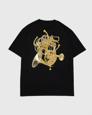 Jazz TV Horn Monster - T-Shirt Black