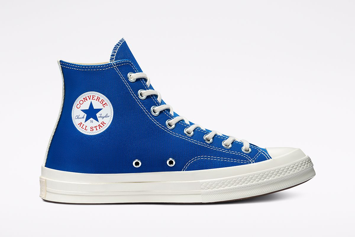 CdG PLAY Is Dropping Some New Chucks We Actually Want to Wear 37